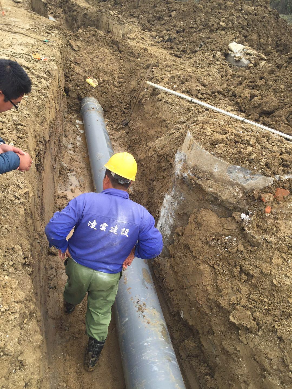 苏州吴中区越溪镇雨污水改造工程